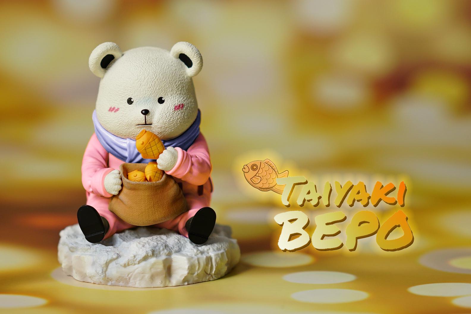 Pink BEPO น้องหมี x ขนมไทยากิ  A+ Studio (มัดจำ)