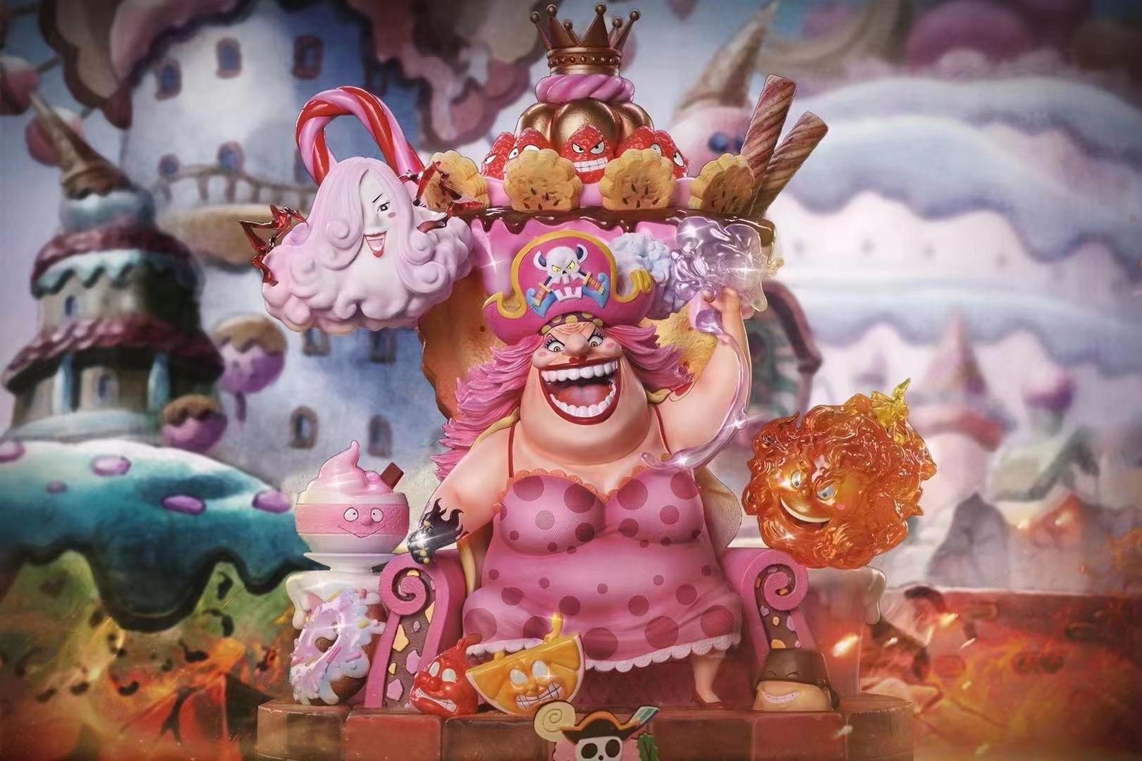 Big mom on throne บิ้กมัม by G5 Studio (มัดจำ)
