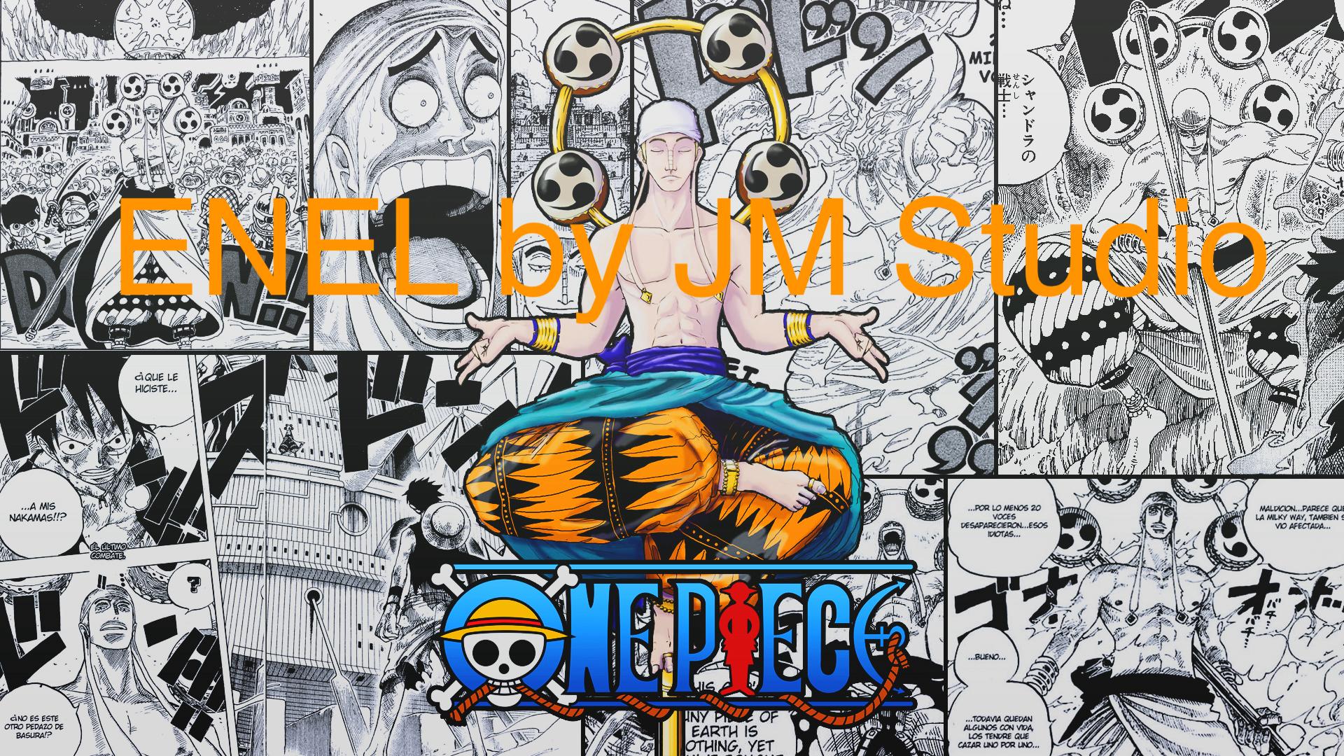 Review EP.29 God Enel By Jm Studio : เทพสายฟ้าแห่งดินแดนยูโทเปีย
