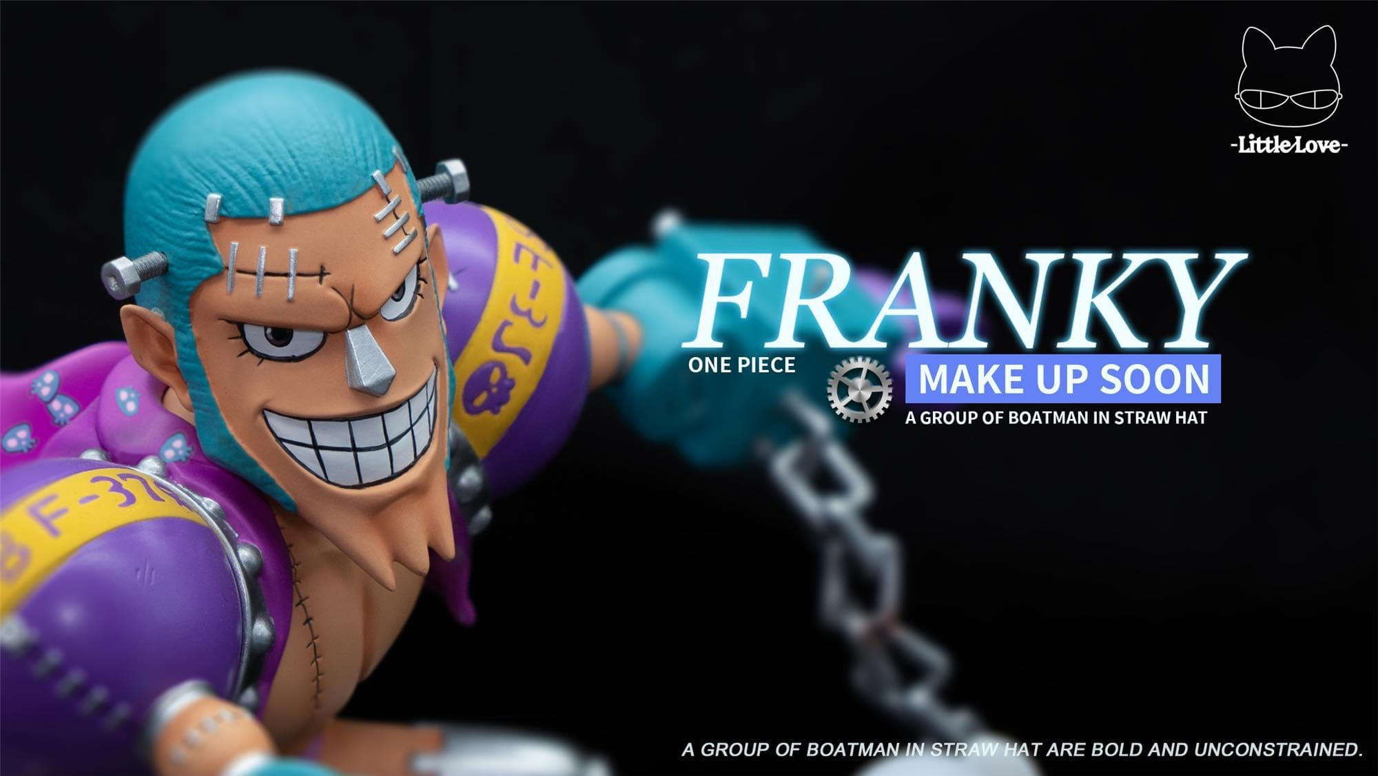 Franky แฟรงกี้ แฟรงเกนสไตน์ Little Love (มัดจำ)