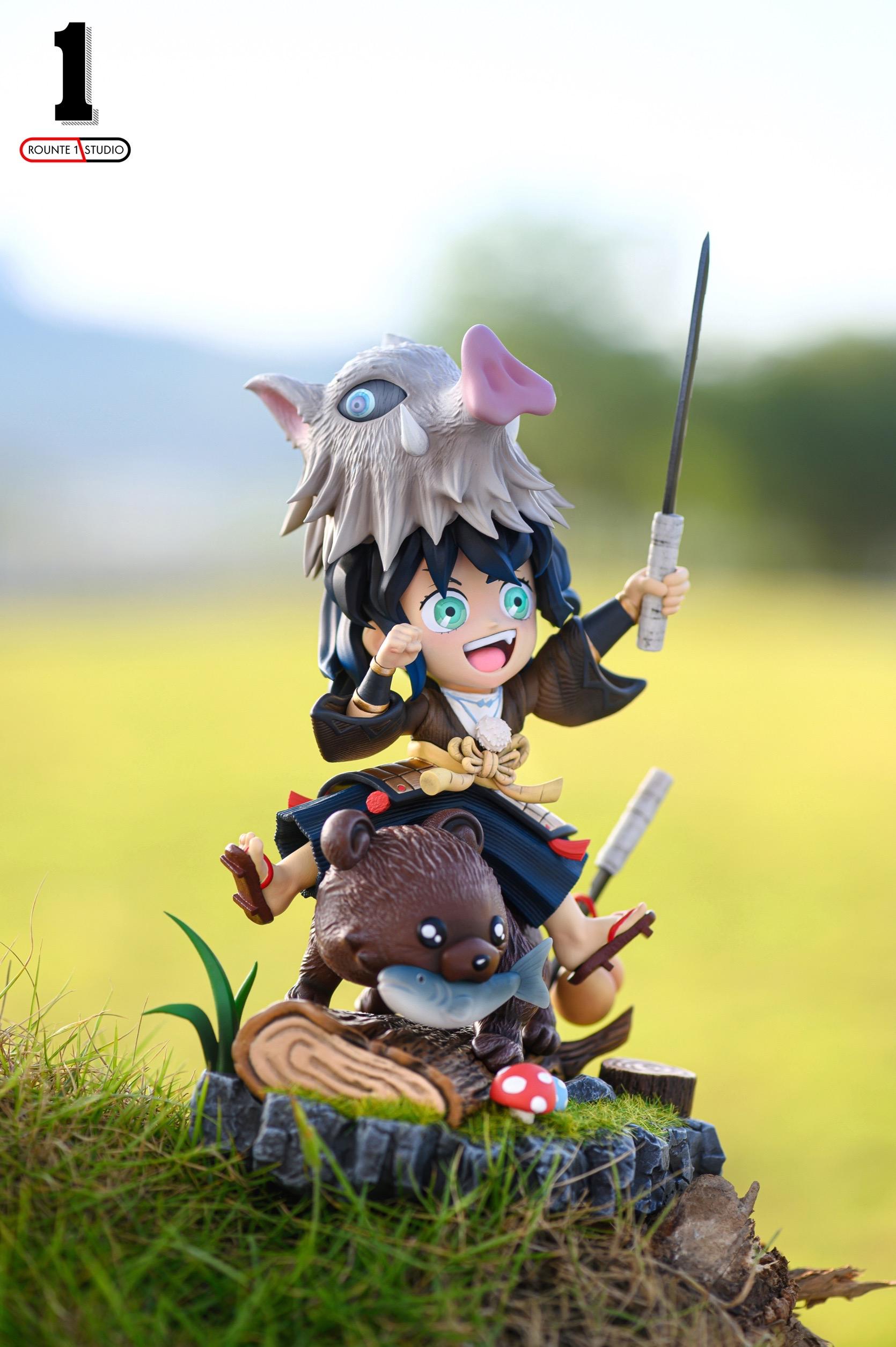 Inosuke อิโนะสุเกะ น้องหมูป่า by OneRoad Studio (มัดจำ)