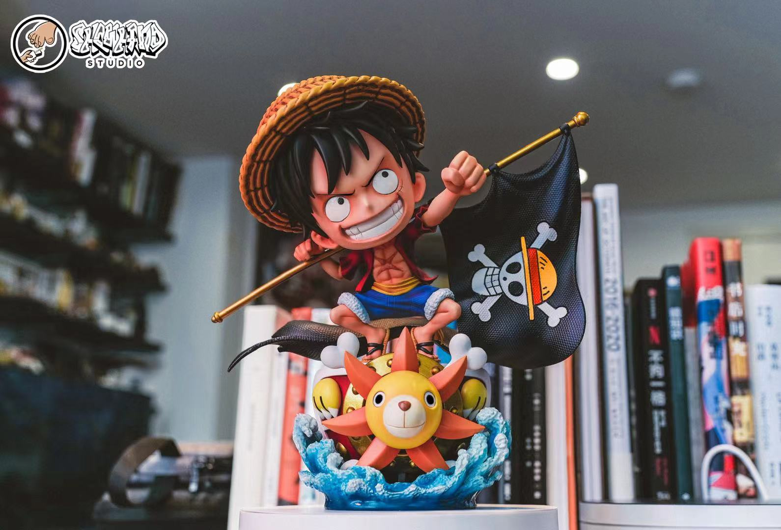 Monkey D. Luffy ลูฟี่ Showhand Studio (มัดจำ) [[SOLD OUT]]