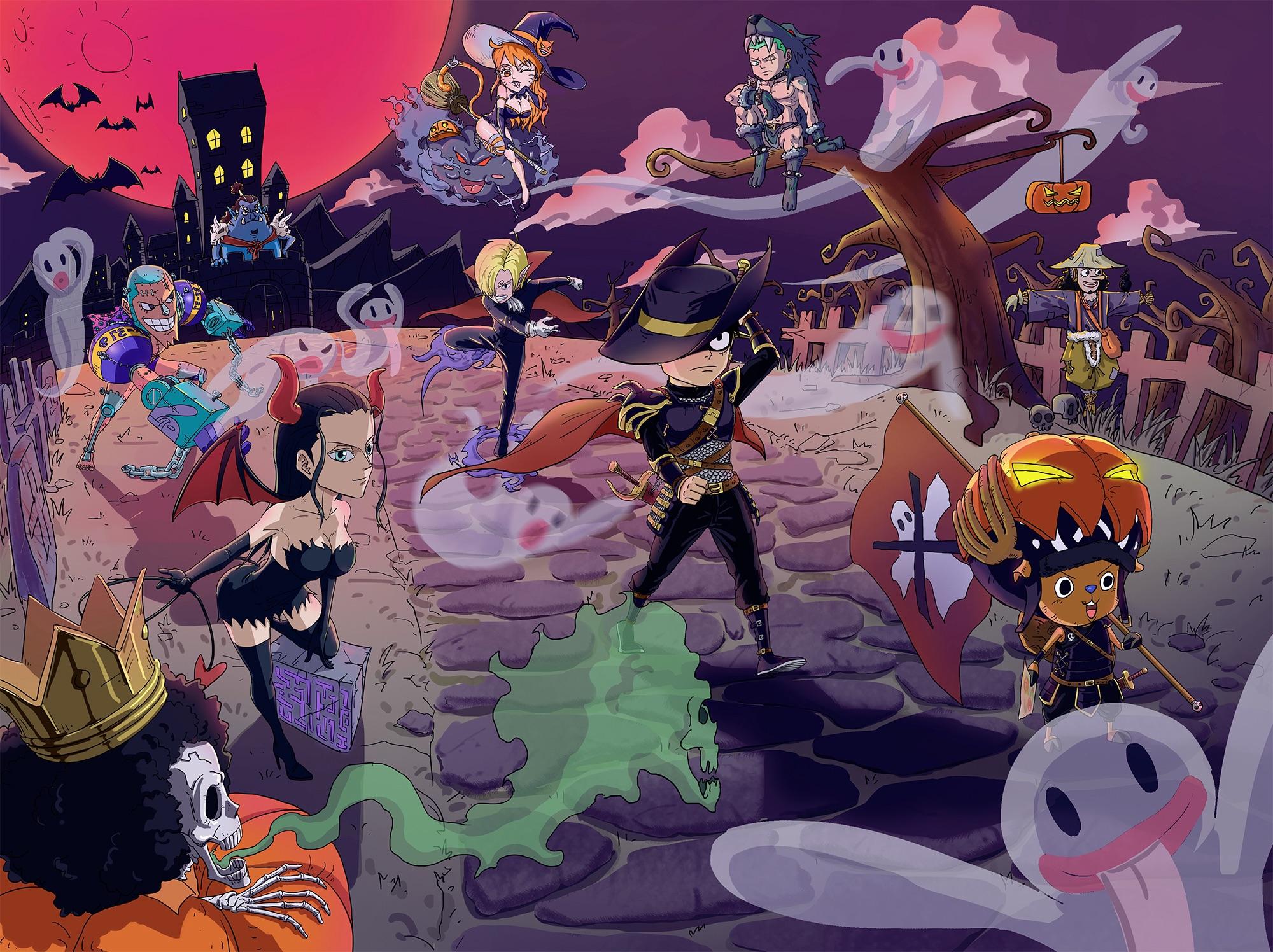 Luffy Van Helsing (มัดจำ) [[SOLD OUT]]