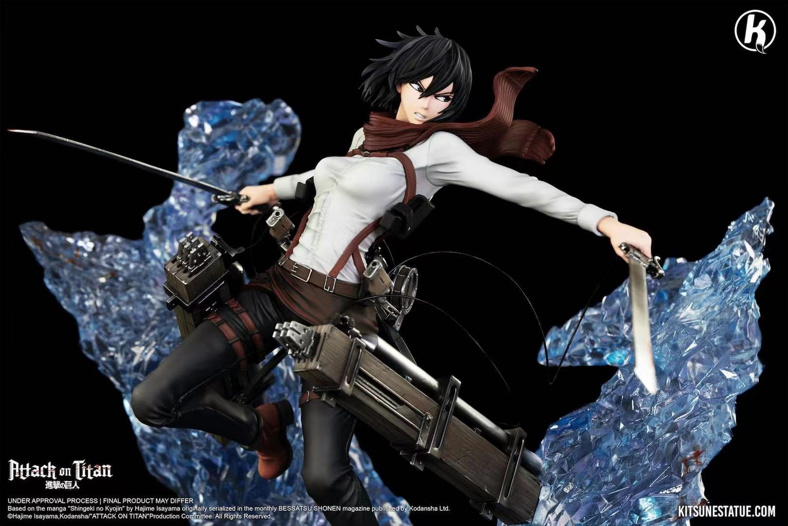 Mikasa มิคาสะ by Kitsune Statue (มัดจำ) [[SOLD OUT]]