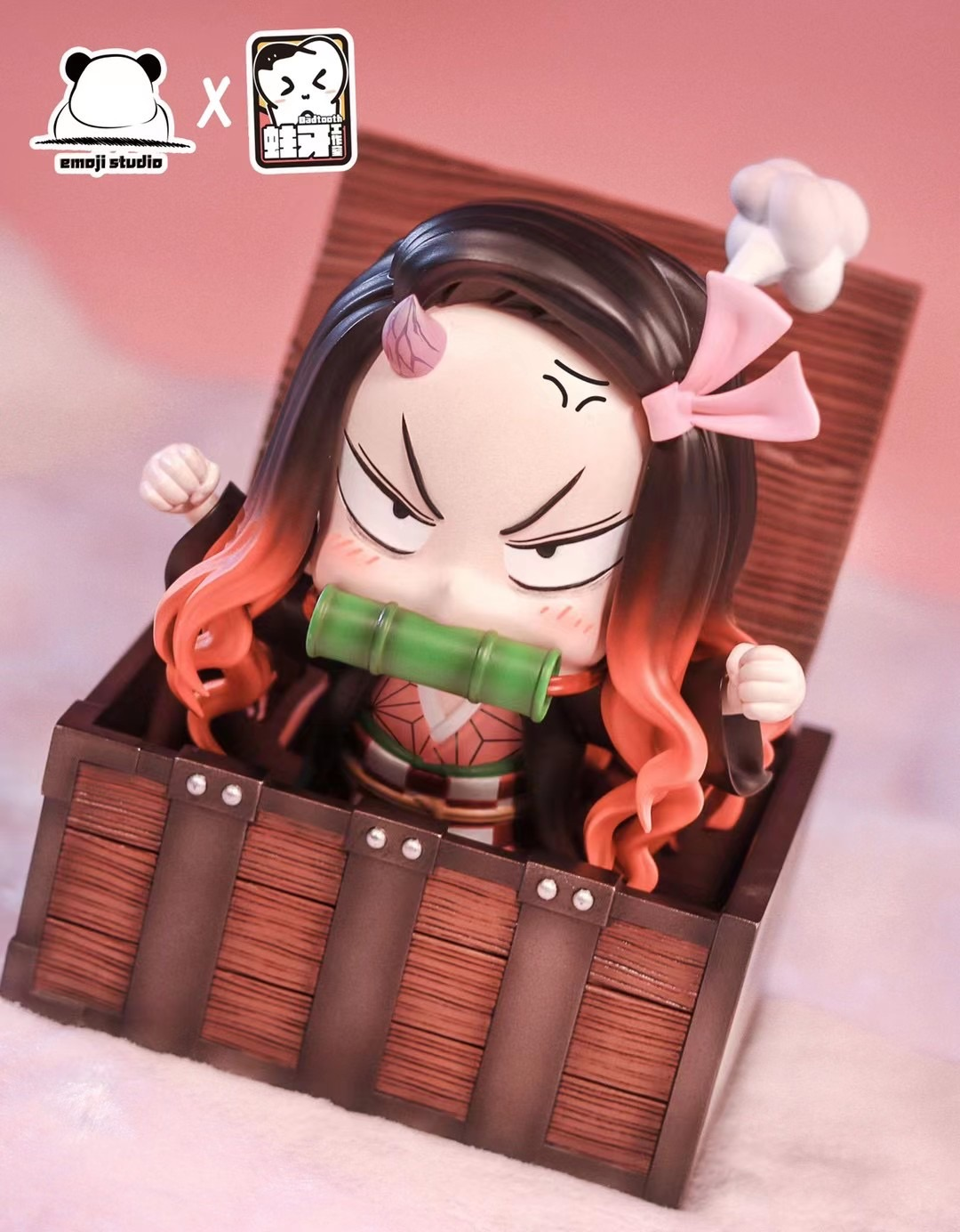 Mega Nezuko Wood Box  Toofun (มัดจำ) [[SOLD OUT]]