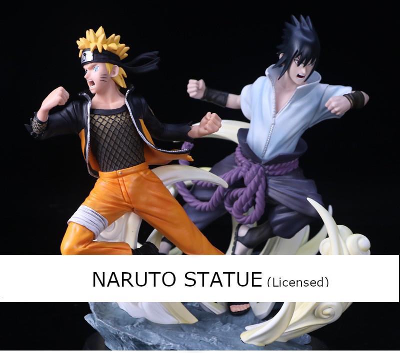 NEWS EP.4 NARUTO statue (Licensed) - รวบรวมงานปั้นนารุโต๊ะแบบมีลิขสิทธิ์