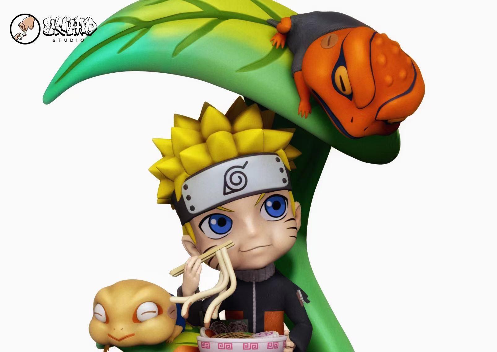 Naruto นารูโตะ ราเมง by SHOW HAND STUDIO (มัดจำ)
