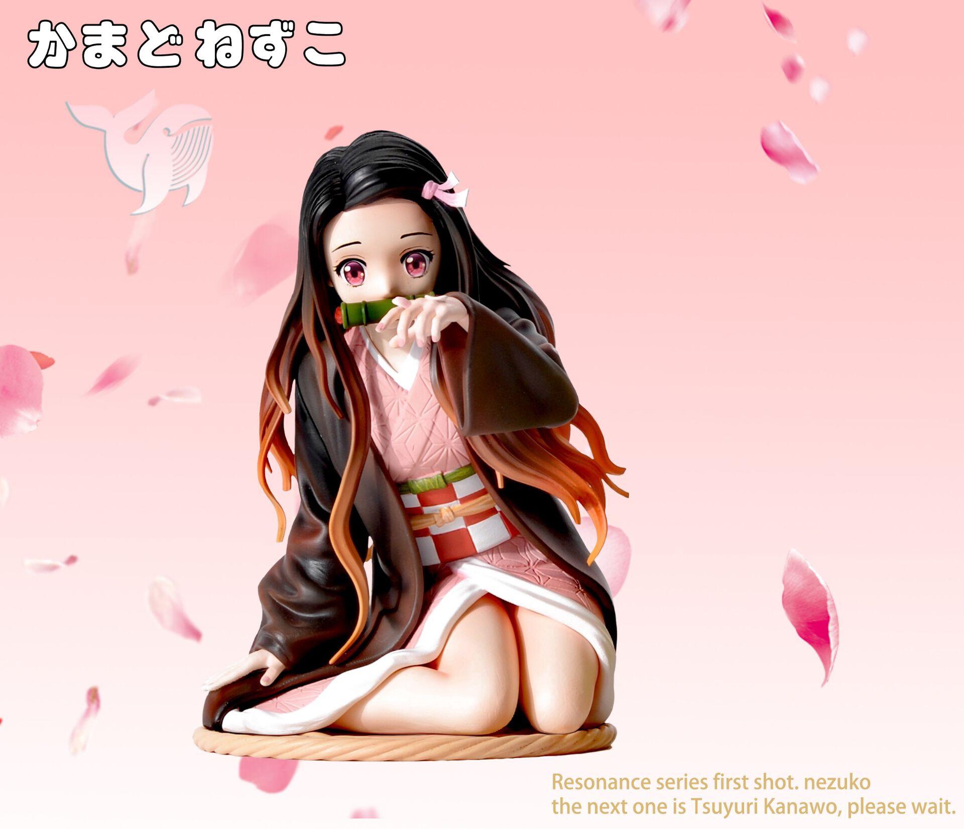 B  Nezuko น้องเนซึโกะ  Whale (มัดจำ)
