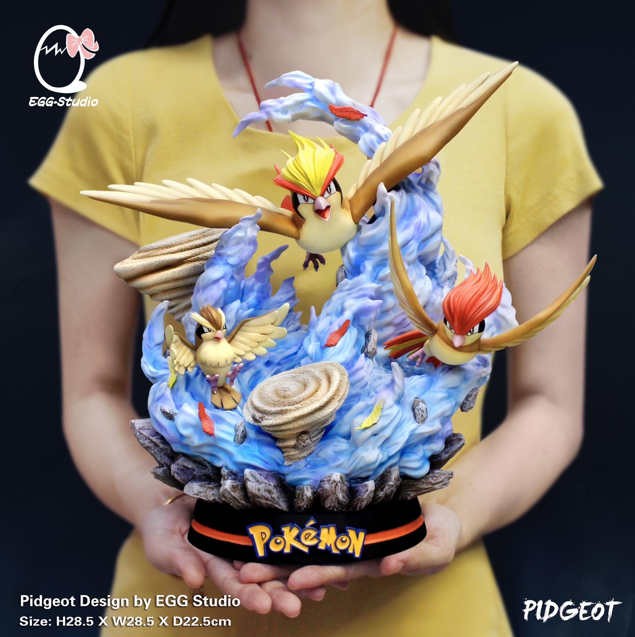 Pidgeot พีเจียต by Egg Studio (มัดจำ)