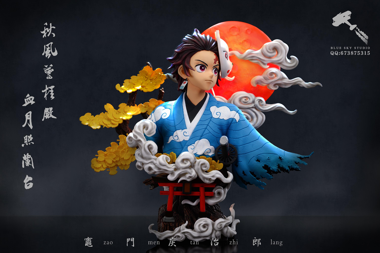 Tanjiro ทันจิโร่ Blue Sky (มัดจำ) [[SOLDOUT]]