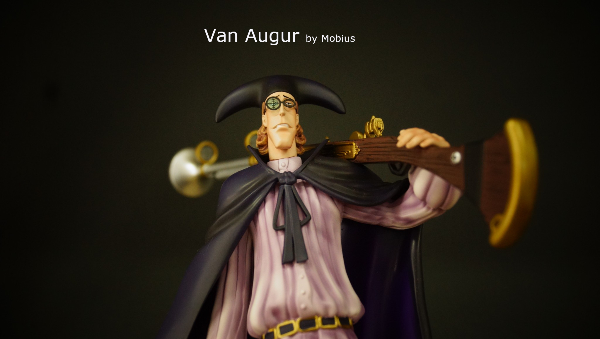 Reivew EP.14 Van Augur by Mobius พลแม่นปืนแห่งกลุ่มหนวดดำ