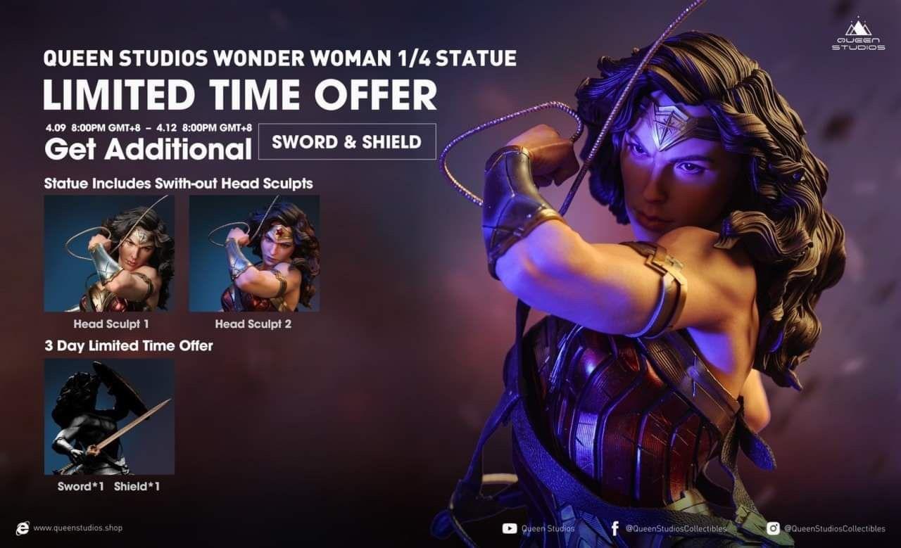 WonderWomen Queen Studio (มัดจำ)