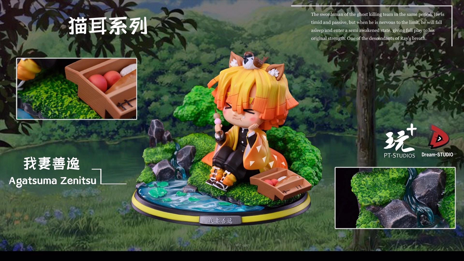 Zenitsu เซนอิทซึ ดังโงะ PT X Dream Studio (มัดจำ)