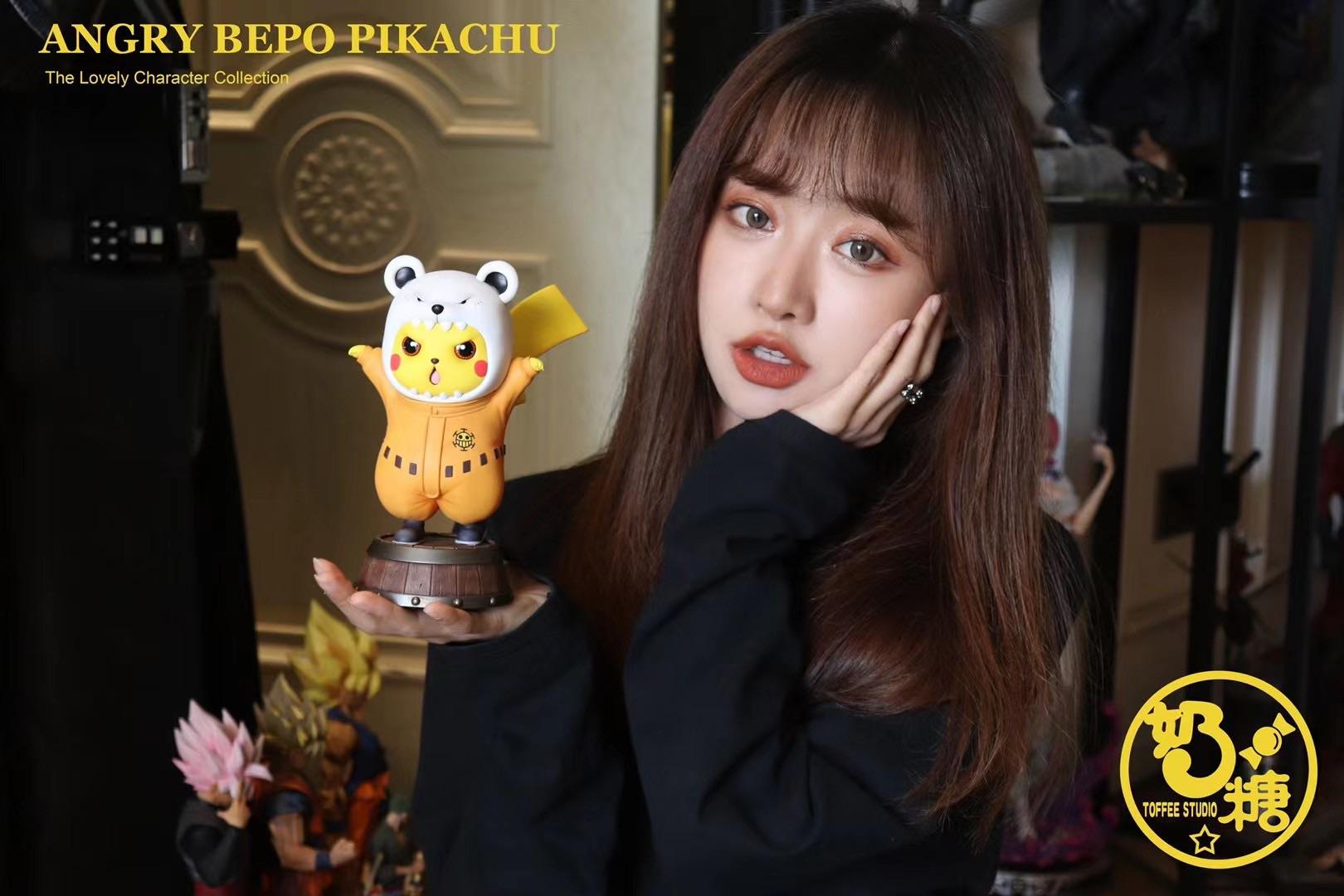 mini Pikkachu ปิกาจู x เบโปะ TOFFEE STUDIO (มัดจำ)