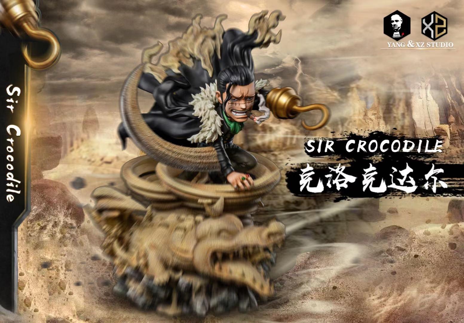 คร๊อกโคไดล์ Crocodile XZ x Yang Studio (มัดจำ) [[SOLD OUT]]