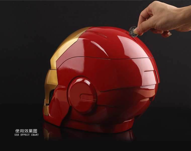 กระปุกออมสิน 1/1 Iron man IRON [[SOLDOUT]]
