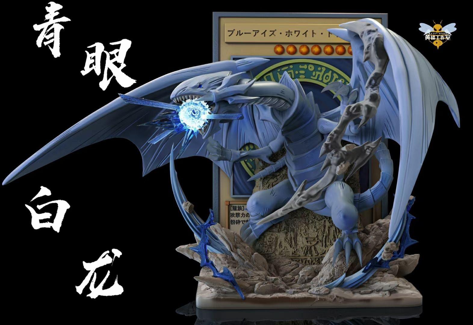 Blue Eye White Dragon  Wasp Studio (มัดจำ) [[SOLD OUT]]