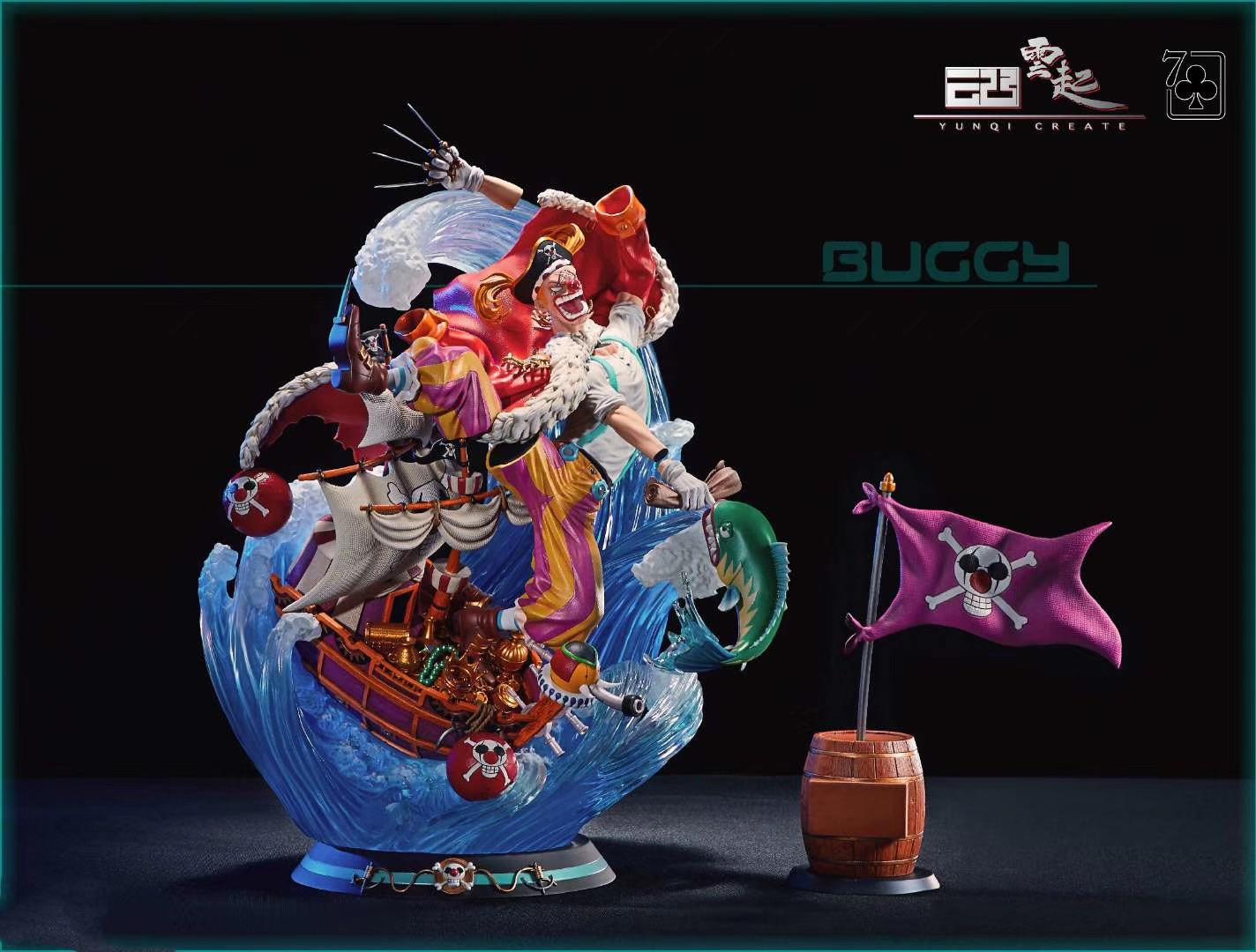 ชายในตำนาน กัปตัน Buggy Yunqi Create (มัดจำ)[[SOLDOUT]]