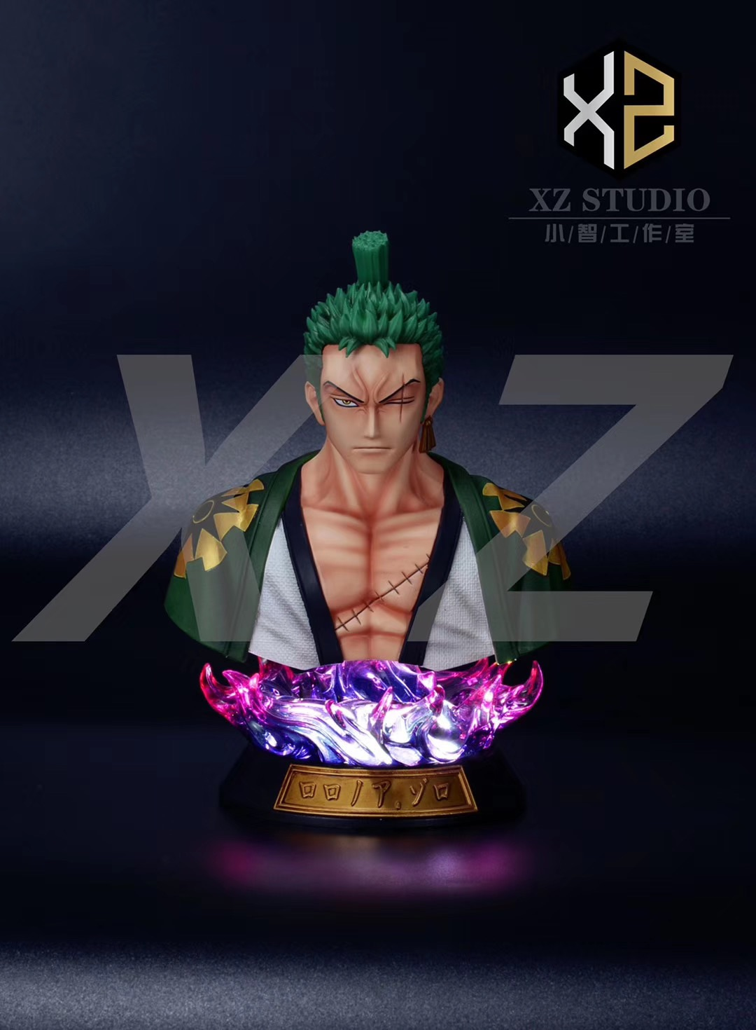 Bust SD วันพีช Roronoa Zoro โซโล XZ Studio (มัดจำ) [[SOLDOUT]]