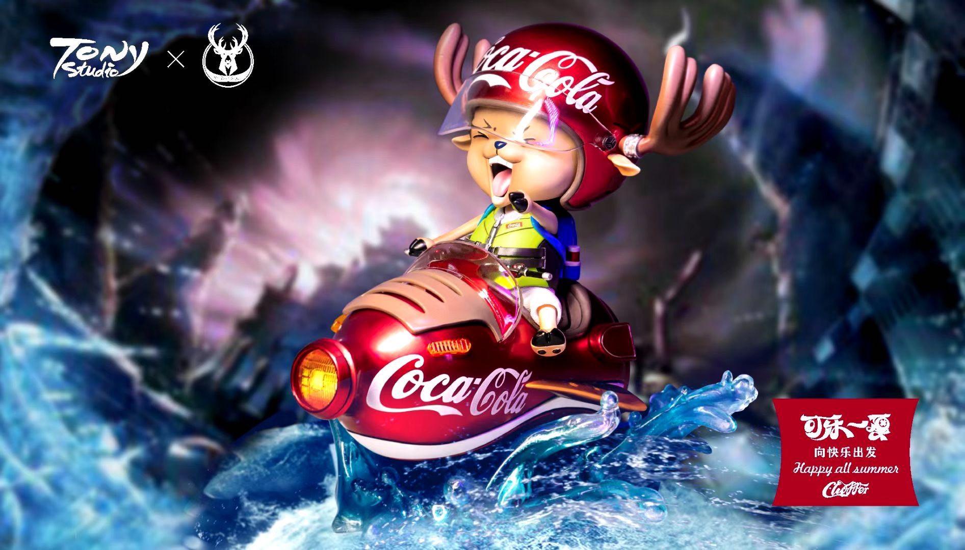 Chopper x Cola Tony Studio x Mr.Deer (มัดจำ)[[SOLDOUT]]