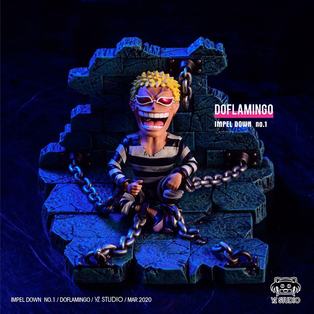 โดฟลามิงโก้ Doflamingo Prisoner Version YZ Studio (มัดจำ)[[SOLDOUT]]