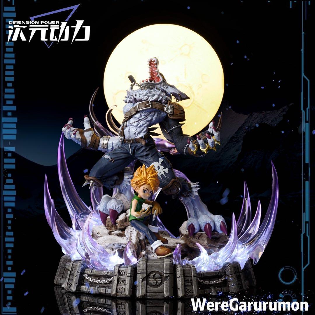 WereGarurumon x Yamato - Dimension Power (มัดจำ) [[SOLD OUT ]]
