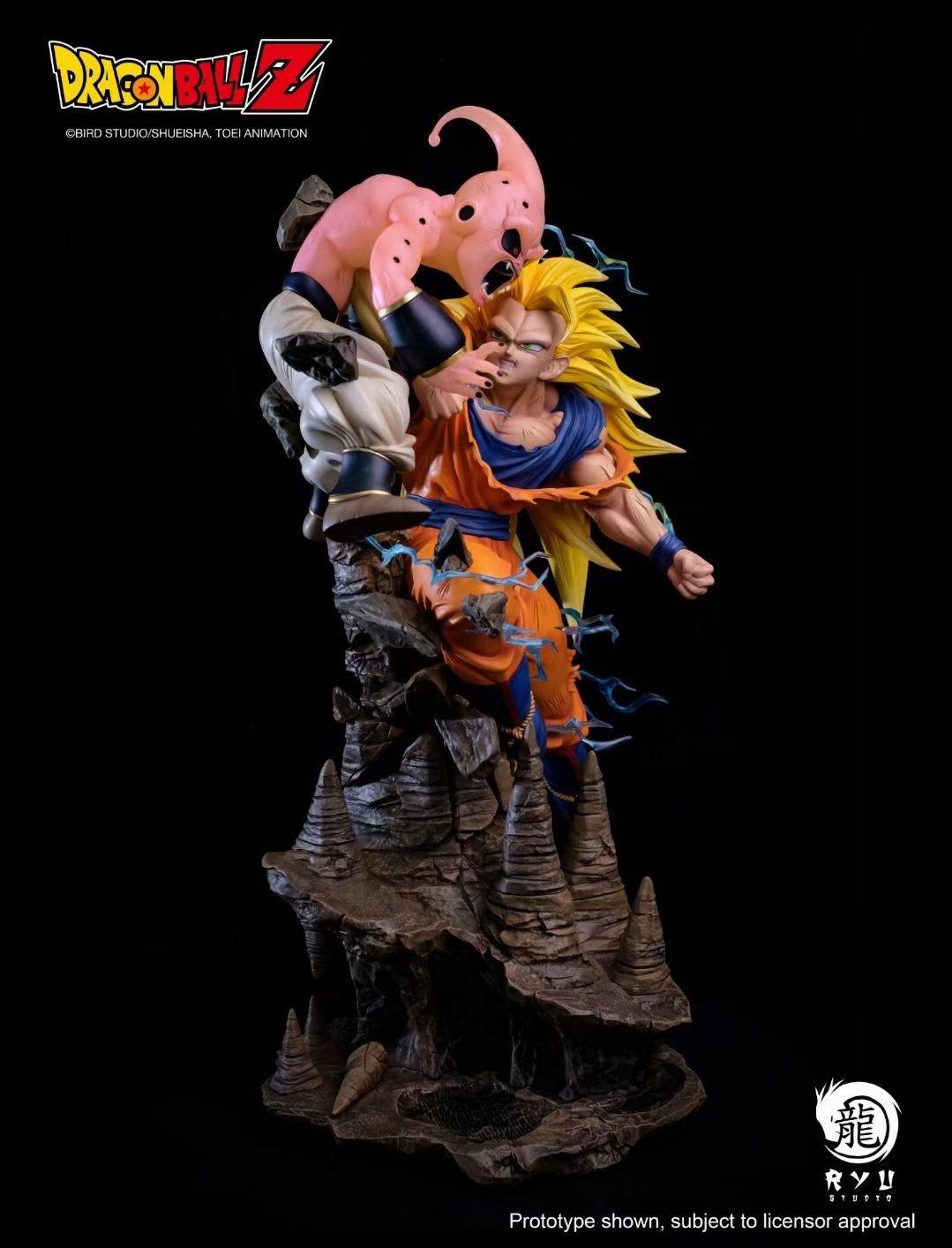 Goku Vs Buu โกคู บู  Ryu Studio (มัดจำ)
