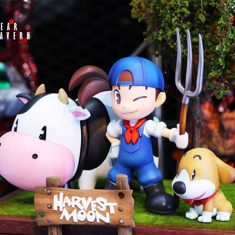 Harvest Moon  Back To Nature ปลูกผัก จีบสาว เกมส์ Play Station ในตำนาน  (มัดจำ)[[SOLDOUT]]