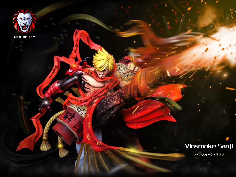 1/8 Kabuki Sanji  Leo of Sky (มัดจำ) [[ SOLD OUT ]]