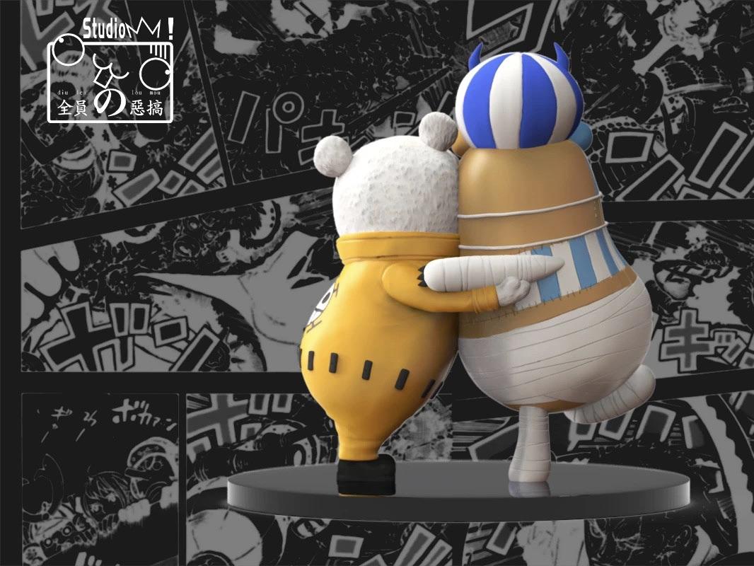 Kumashi x Bepo ต๊กกะใจ!!   All Joker Studio (มัดจำ)