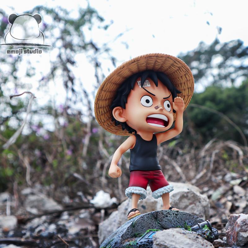 SD ลูฟี่ Luffy แวร์อายู - Emoji Studio (มัดจำ)[[SOLDOUT]]