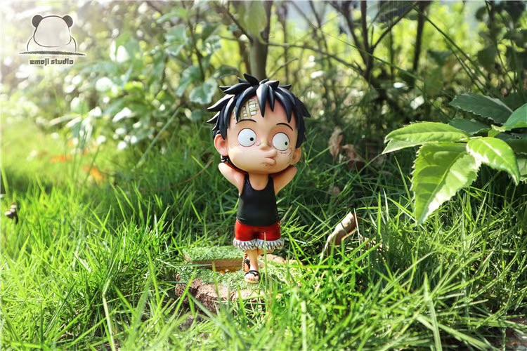 Luffy I dont know Emoji Studio (มัดจำ)[[SOLDOUT]]