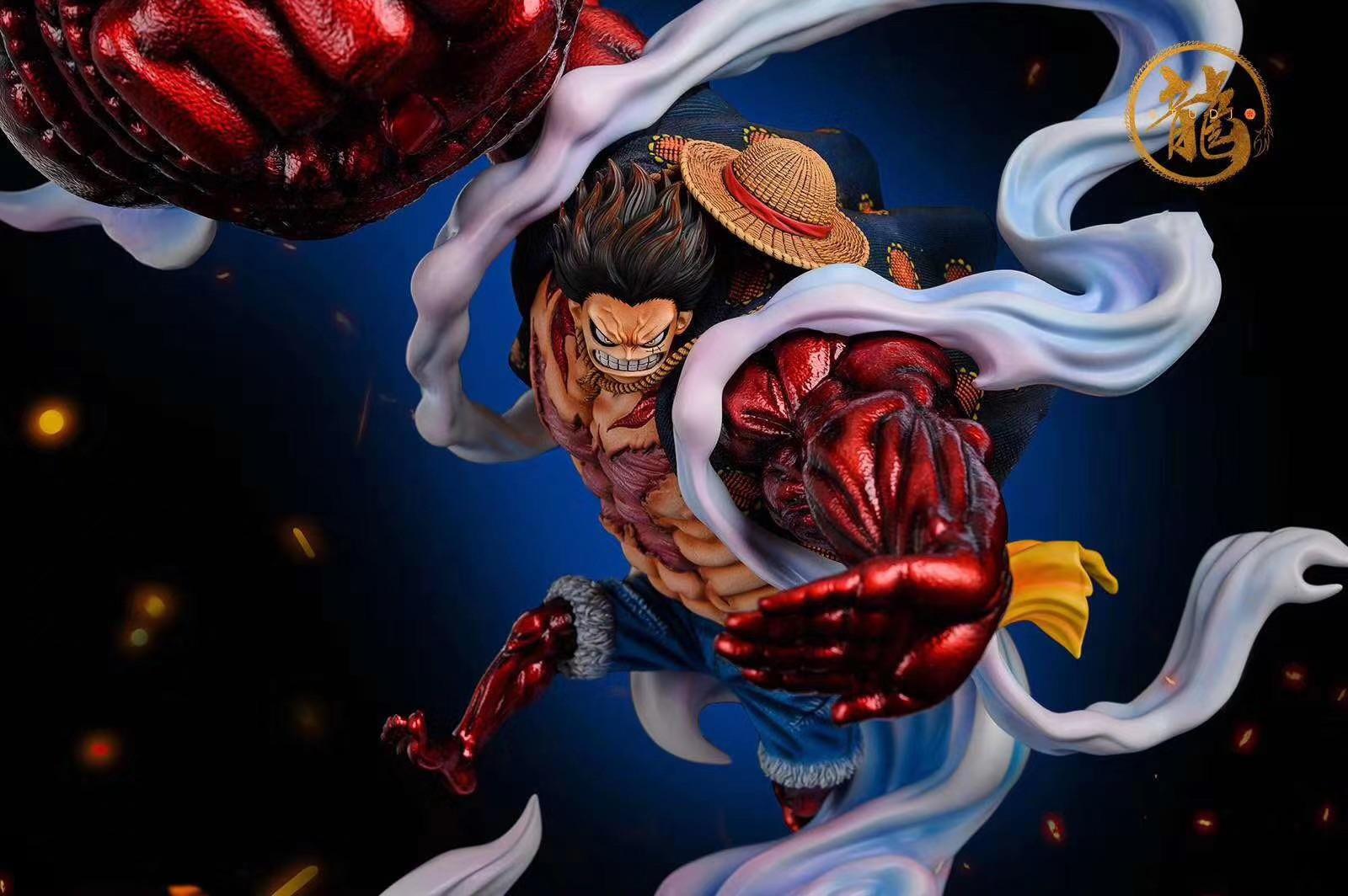 1/4 Luffy Gear4 Dragon Studio (มัดจำ)[[SOLDOUT]]