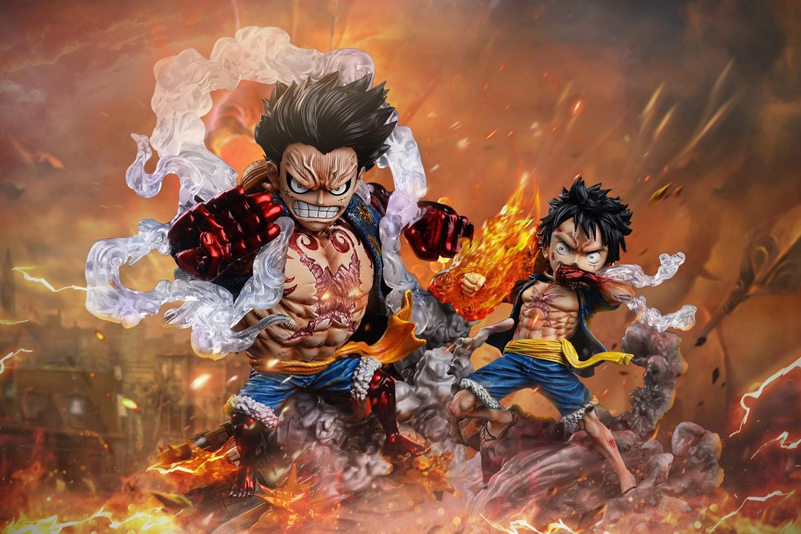 Luffy Gear 4 G5 Studio (มัดจำ)