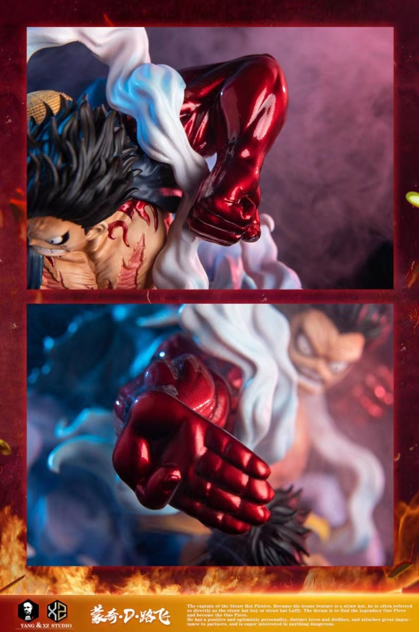 Luffy Gear 2  XZ Studio (มัดจำ)