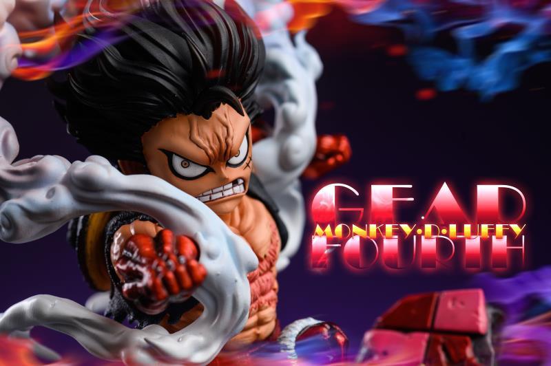 Luffy Snake man สเน็คแมน League Studio