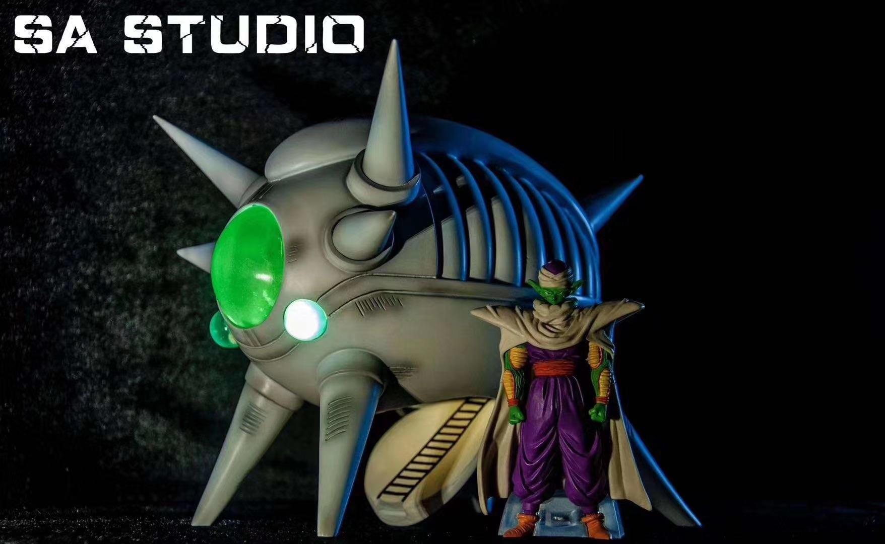ขนาดใหญ่ Namek Spaceship SA Studio (มัดจำ)[[SOLDOUT]]