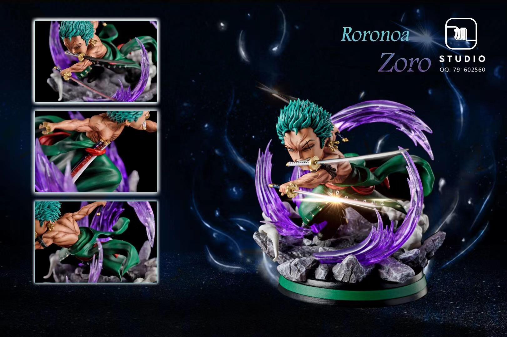 Roronoa Zoro Add One Studio (มัดจำ)