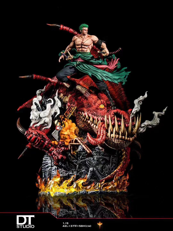 Roronoa Zoro Dragon Slayer  DT Studio (มัดจำ)[[SOLDOUT]]