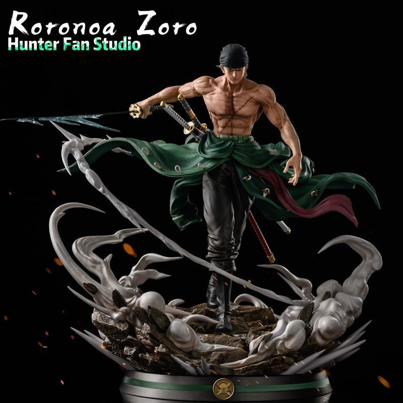 1/6 Roronoa Zoro Hunter Fan Studio (มัดจำ)[[SOLDOUT]]