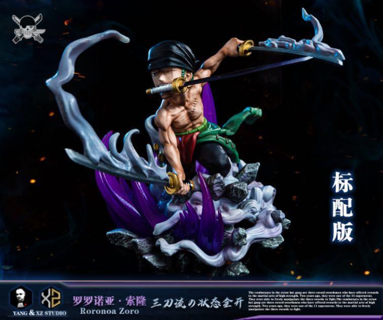 Low Roronoa Zoro โซโล3มังกร XZ Studio (มัดจำ) [[SOLD OUT]]
