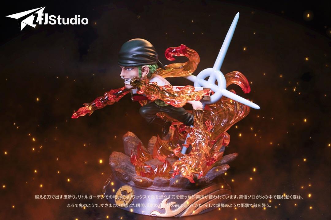 โซโล Roronoa Zoro ZFJ Studio (มัดจำ)