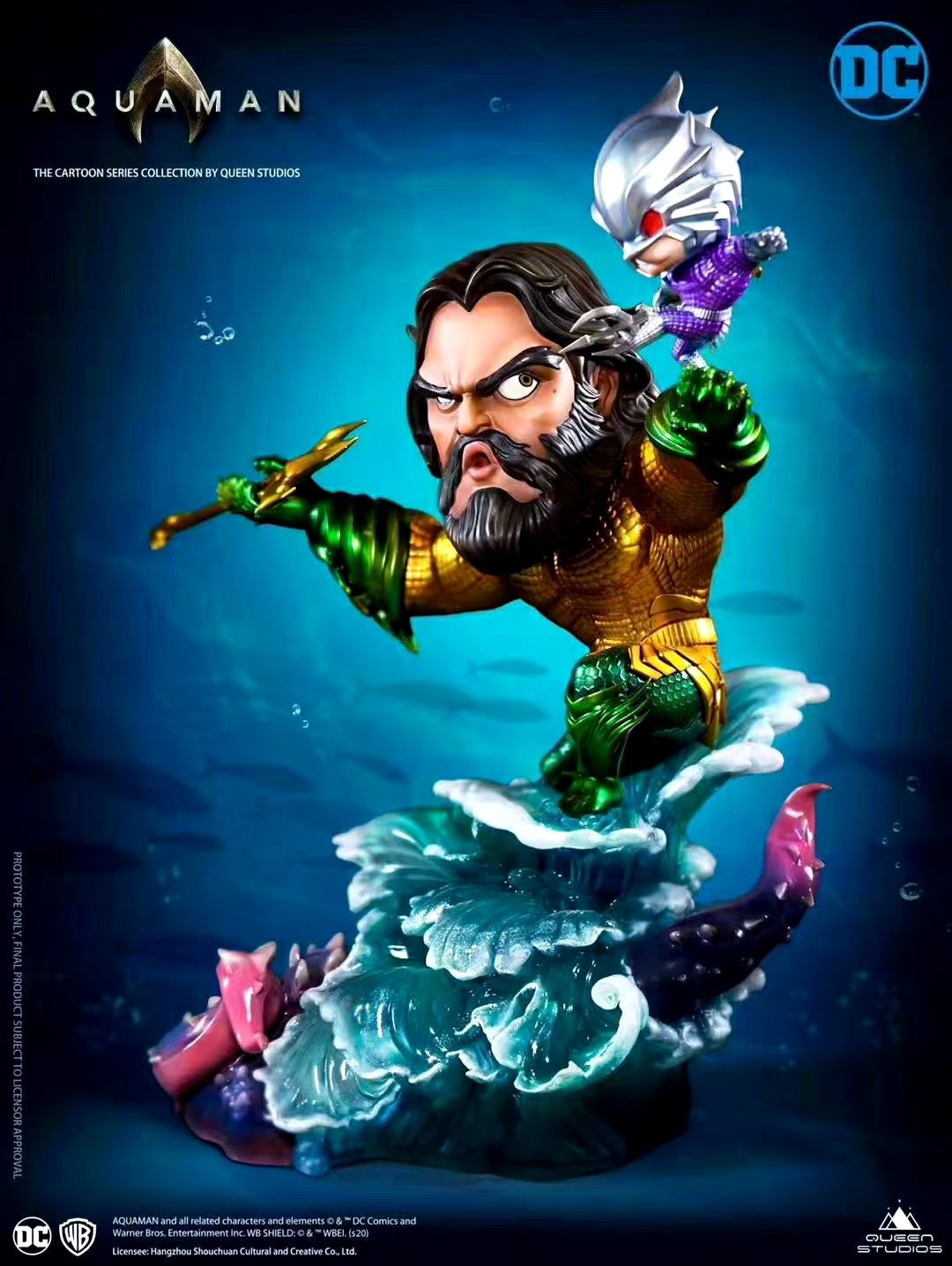 SD Aquaman Queen Studio (มัดจำ)