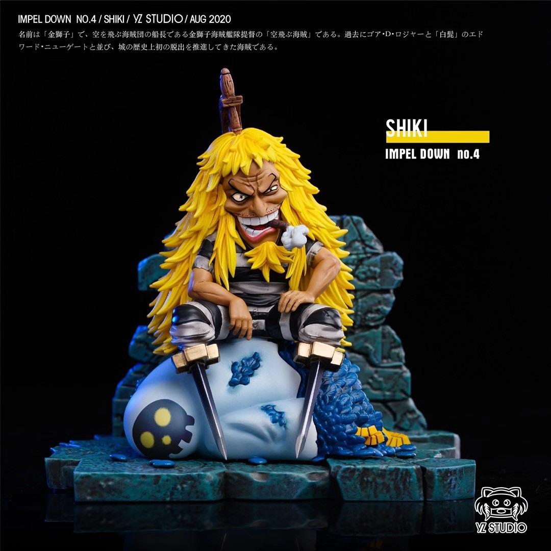 Shiki ราชสีห์ทองคำ ชิกิ  YZ Studio (มัดจำ) [[SOLD OUT]]