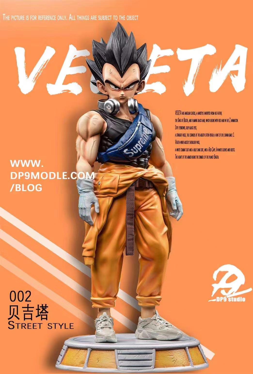 เบจิต้า Vegeta  DP9 Studio (มัดจำ) [[ SOLDOUT ]]